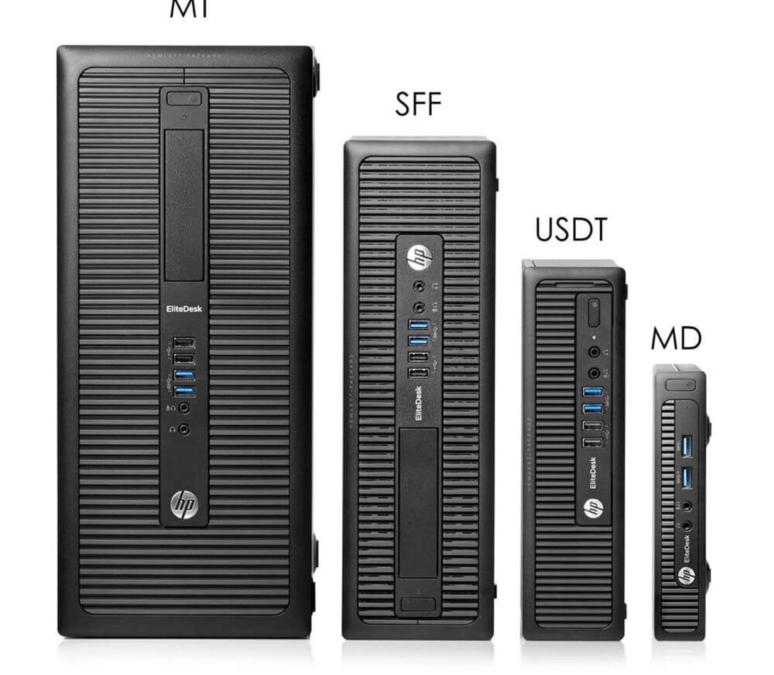 EQUIPOS OCASIÓN ELITEDESK I5 VPRO 8GB RAM SSD 240
